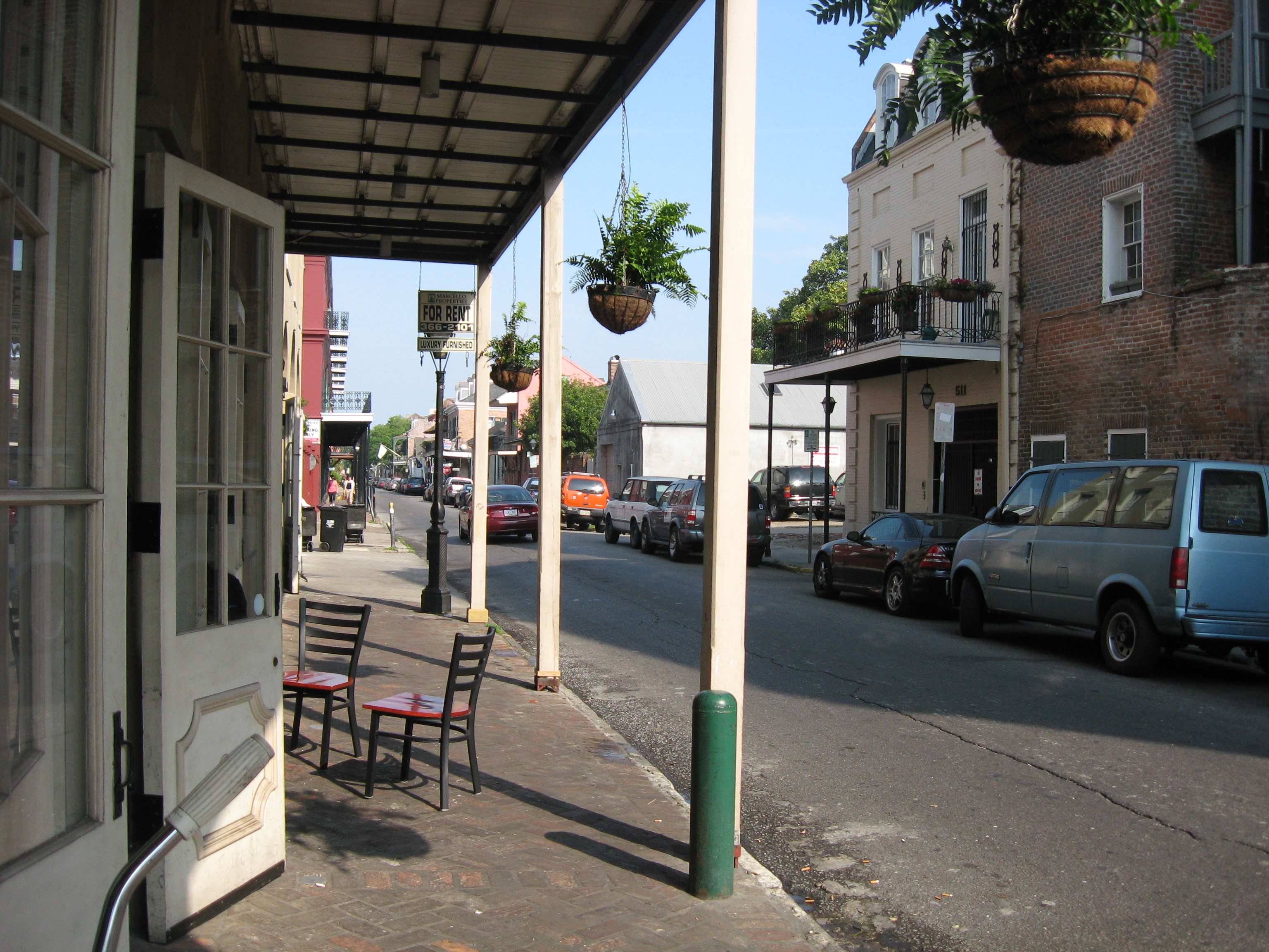 Marcello Properties | French Quarter block by block