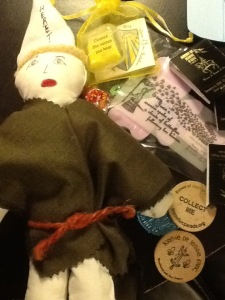 First throws of the 2015 season, including Joan of Arc matches and my very own Heretic Doll